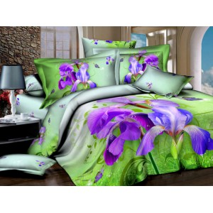 Комплект постельного белья Ирис